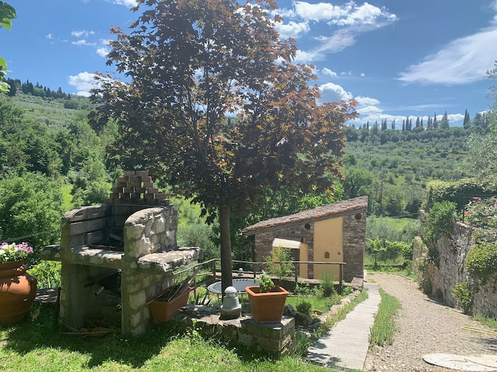Loft in nature, 15 minutes from Florence