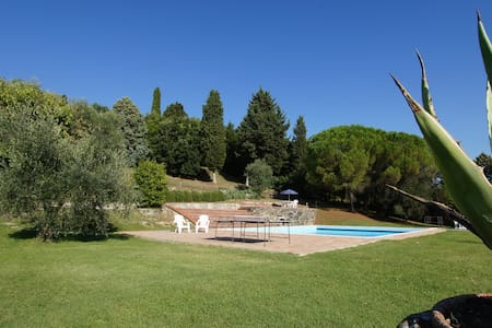 Tuscan farmhouse with swimming pool - The Oak - Rignano Sull'Arno