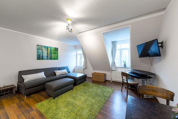 Wohnung im Herzen der Lenneper Altstadt
