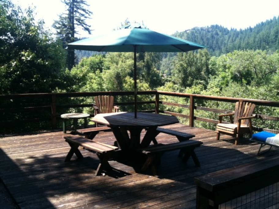 Russian river get away cabins for rent in forestville for Russian river cabins