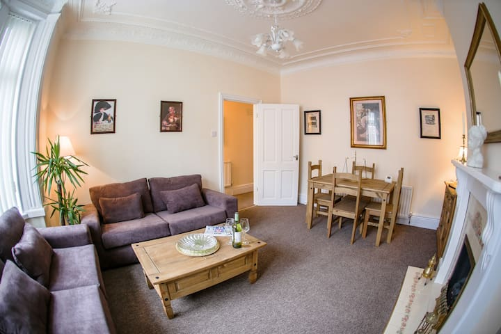 Homely, within 10 mins of the beach - South Shields - Apartament