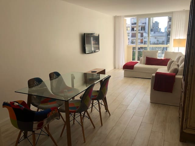 Beautiful and cozy apartment located in Palermo