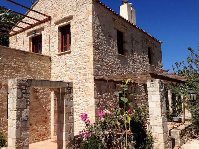 Vamos Fabrica Houses - Βάμος - House