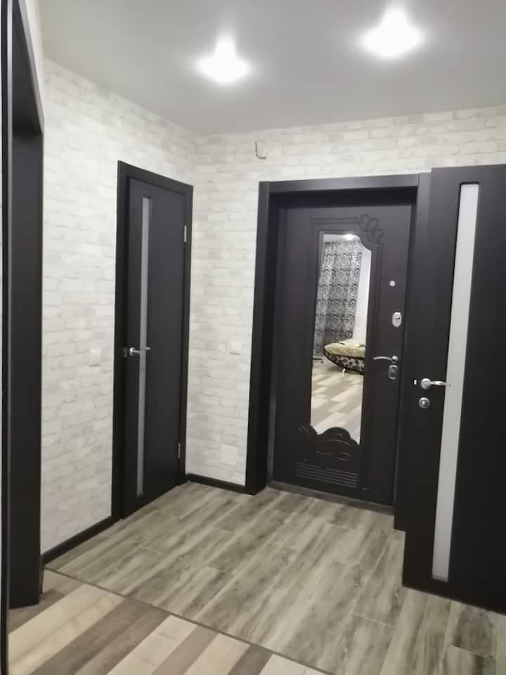 Уютная квартира в новом доме
