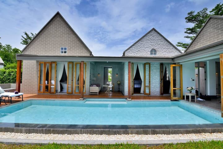 Thames Valley Khao Yai - 2 bedrooms Pool Villa