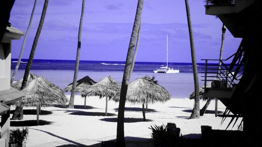 Bavaro 1BDR ocean view