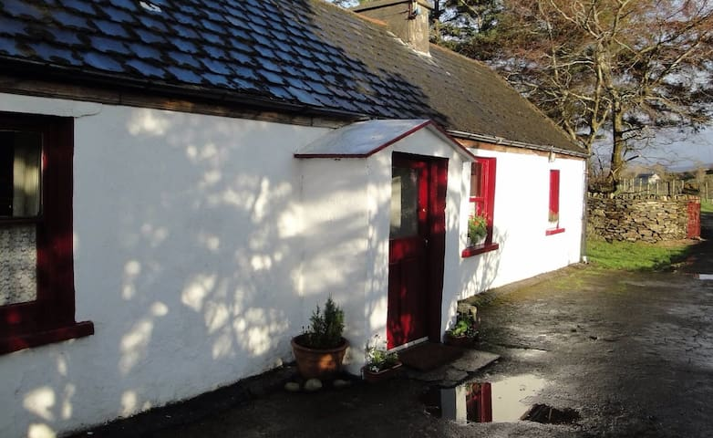 Authentic Irish Cottage - Ardara