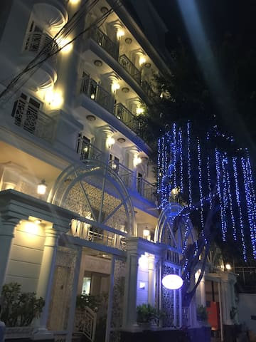 Serviced apartment in Phu Nhuan - Ho Chi Minh city - Appartement