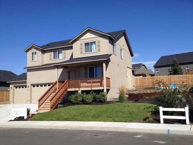 4 BR Central OR. Outdoor Paradise - Redmond - Talo
