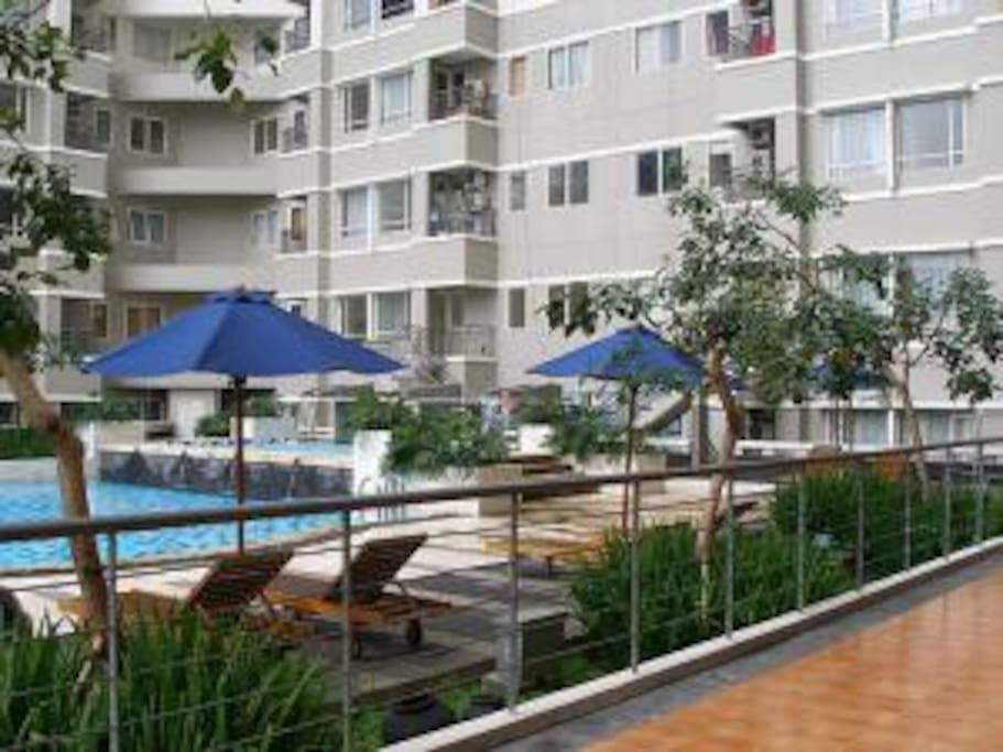 Apartment Sudirman Park 3BR - Apartments for Rent in ...
