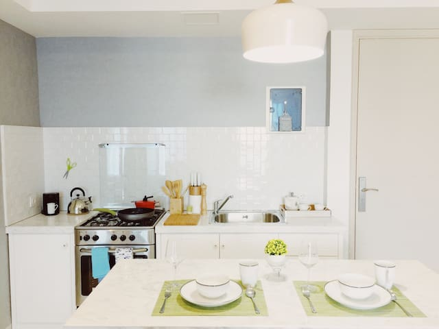 French-Scandinavian Luxurious High-Rise Residence