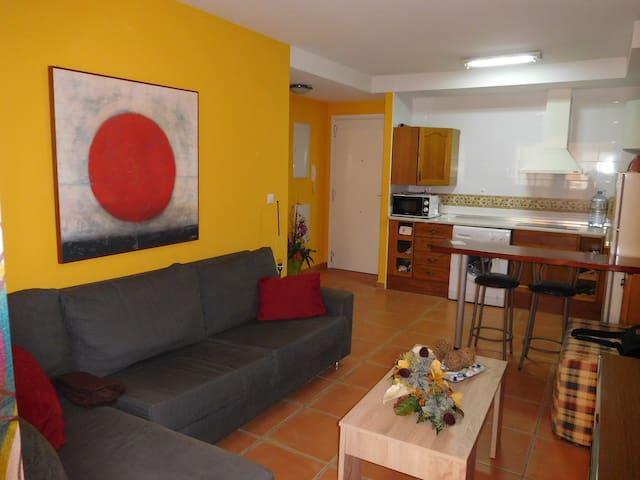 Apartamento frente al mar en Torrox Costa - Torrox - Apto. en complejo residencial