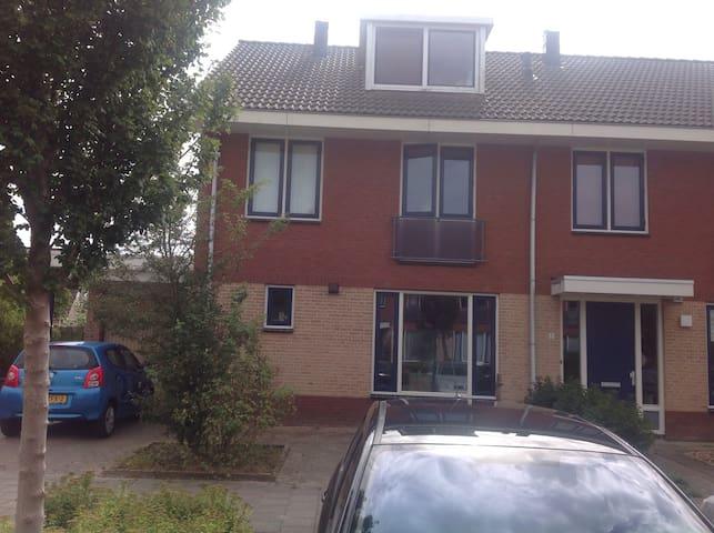 Prachtig huis te huur in het wijdse Abbekerk - Abbekerk - House