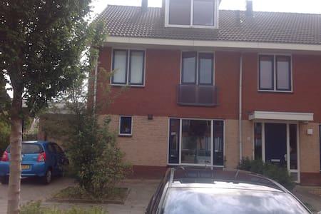 Prachtig huis te huur in het wijdse Abbekerk - Abbekerk