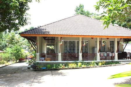Sihanoukville Family home from 1 to 3 bedrooms - Krong Preah Sihanouk - Casa