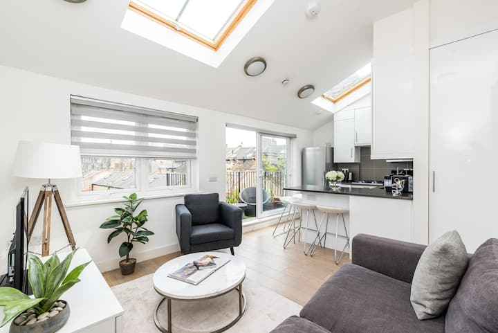 Centre - Balcony - New - Museums - Harrods - Parks