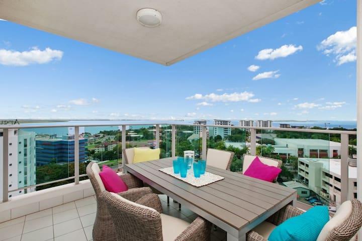 Sea Spray 3+ Bedroom Apartment - Darwin - Lejlighed