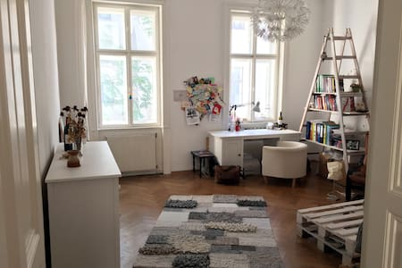 Bright, cosy, well located apartment - Vienna