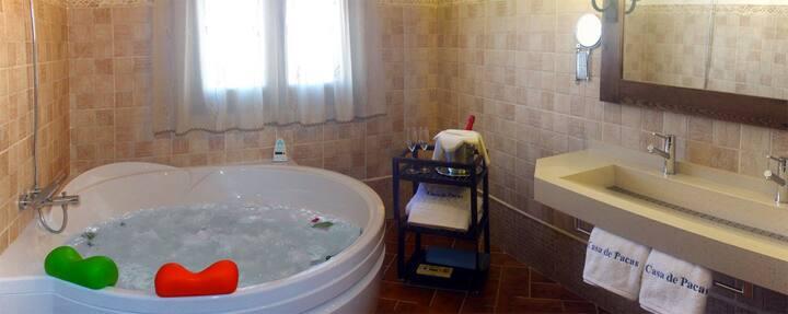 Casa rural con jacuzzi privado en Ciudad Real
