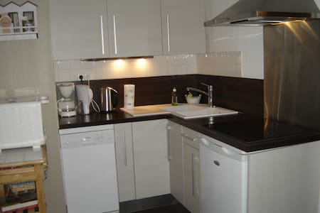 agréable appartement plein sud - Cabourg - อพาร์ทเมนท์