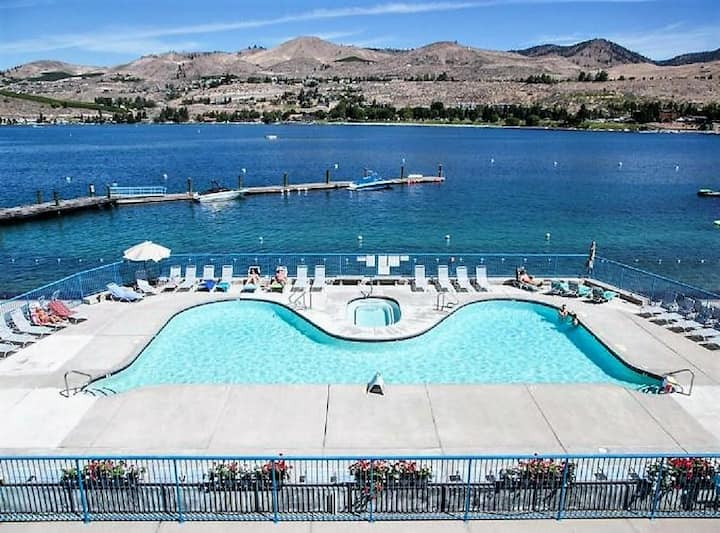 ❤️ TopRated Chelan Resort *PetersonsWaterfront* #1