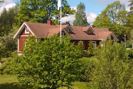 Peaceful holiday in Country House - Lohja - Haus