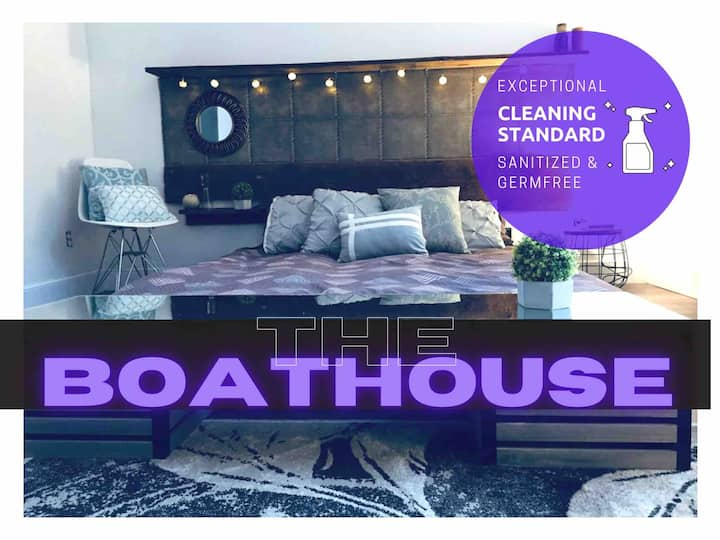 ❂ The BoatHouse - Suite #1