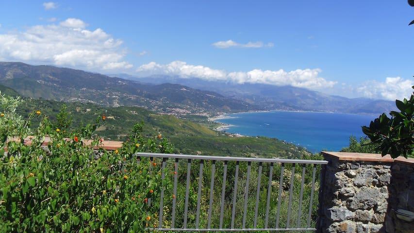 Tra i limoni... il mare di Scario - San Giovanni A Piro - Βίλα