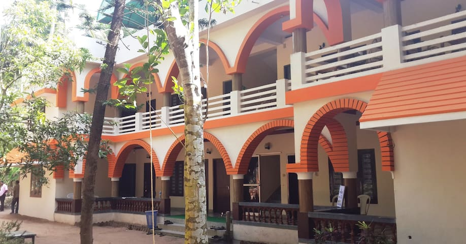 SeaBreeze ROOM 203 - Kovalam Kerala India