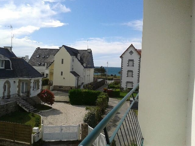 Appartement-proche de la plage 2min - Carnac - Lejlighed