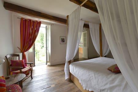 Chambre Eva - Castillon-en-Couserans