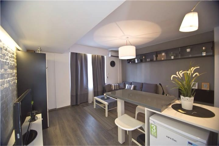 Central Lovely Studio - Bükreş - Daire