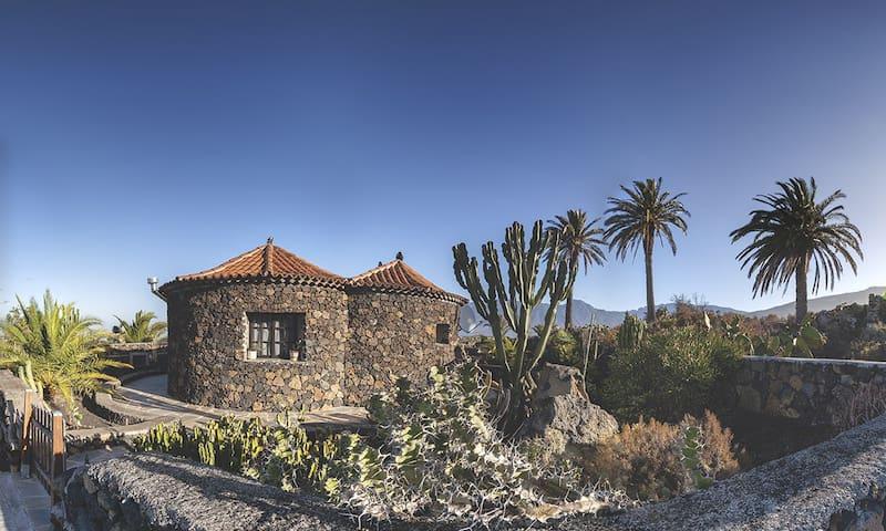 Casa rural en entorno volcánico - Los Llanos La Palma - House