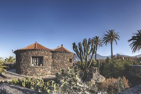 Casa rural en entorno volcánico - Los Llanos La Palma - Hus