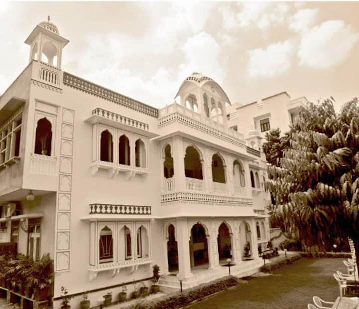 Krishna Palace, A Boutique Heritage Home