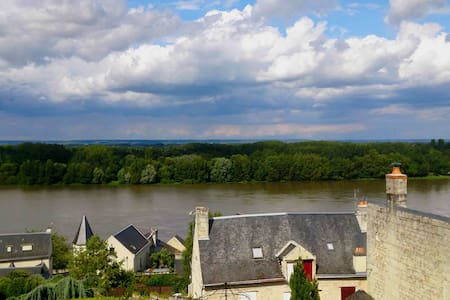 Charmant gîte des bords de Loire - Montsoreau - House