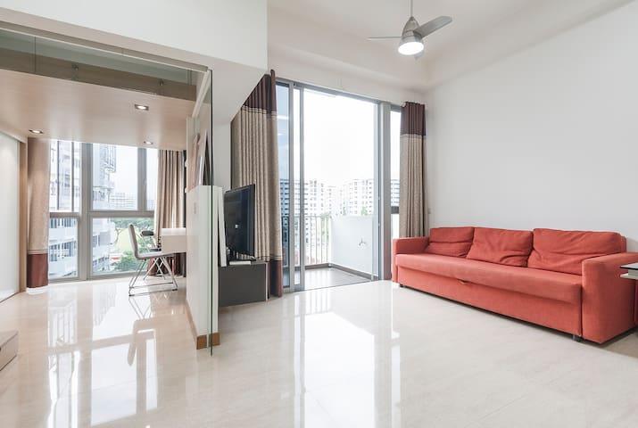 LUXURY APARTMENT,AMAZING! 5G WIFI - Singapur - Apartament