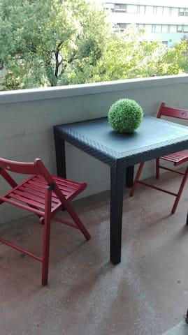 APPARTAMENTO CON VISTA.. - Urbino - Apartment