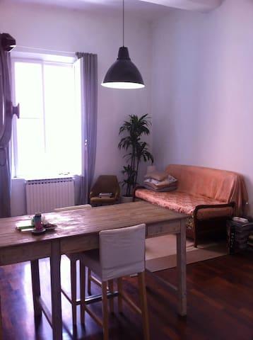 Accogliente casetta zona Pomposa - Modena - Apartament