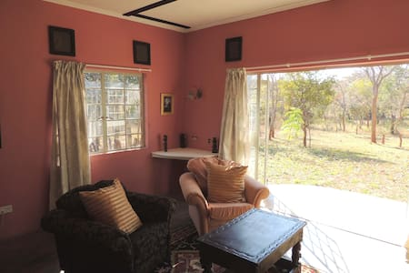Sarek Creek B&B - Apt. 2 - Lusaka - Szoba reggelivel