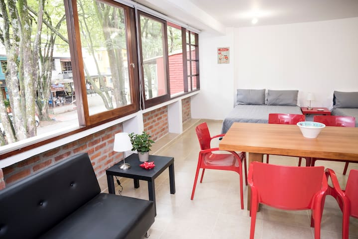 One ambience full equipped apartment