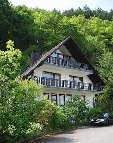 Geniet vd Moezel in apt Geierslay - Traben-Trarbach - Apartment