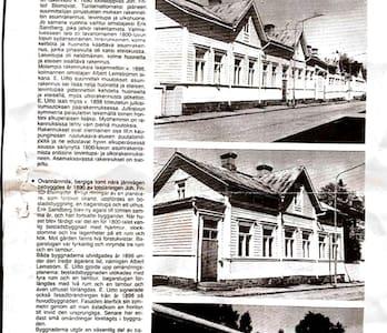 Modernized Villa in Historic Hanko - Villa