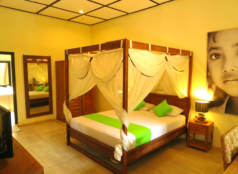 Room prs in tigalima homestay bed and breakfasts for
