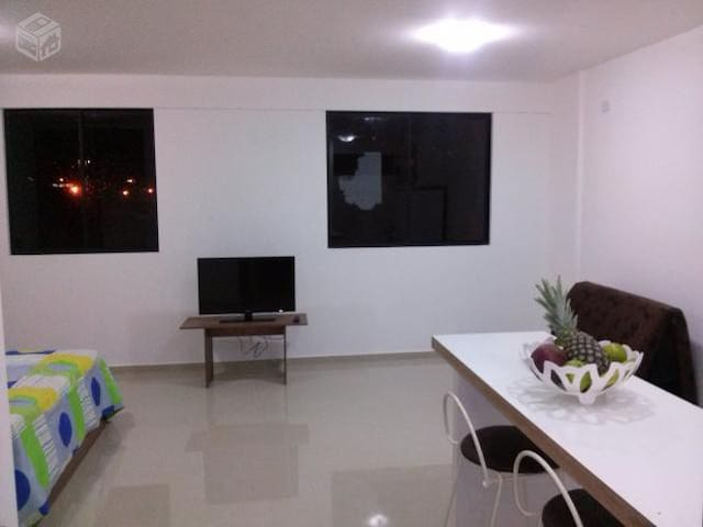 furnished loft, new and modern