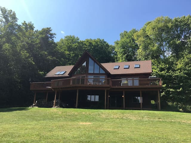 Family Fun Catskill Mountain Retreat - Jewett - Ev