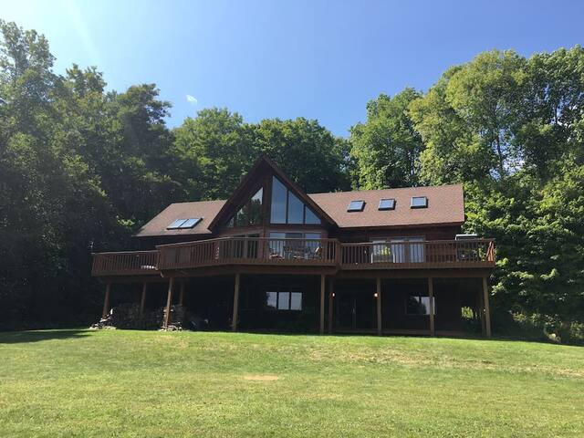 Family Fun Catskill Mountain Retreat - Jewett - Casa
