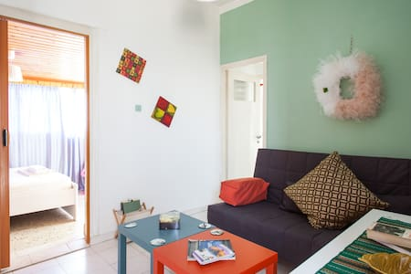 Cosy Apartments @ Heart of Athens - Athens - Apartment