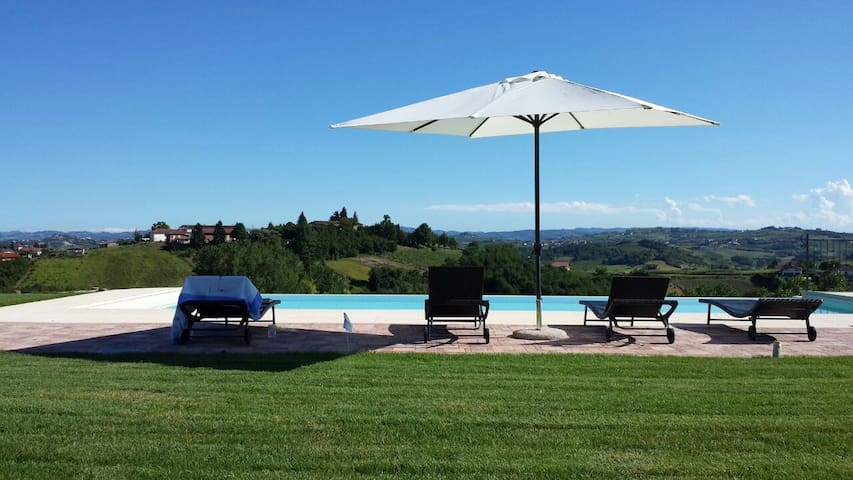 Alta Villa The Countryhouse B&B - Ramello - Pousada