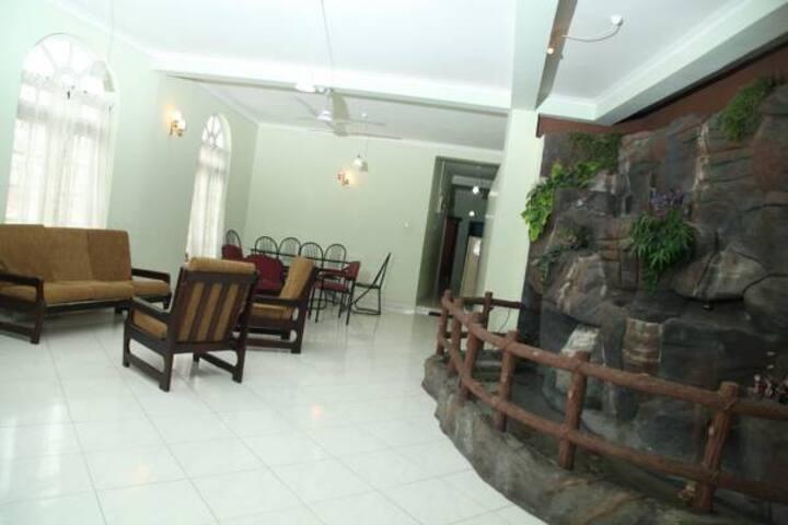 Samantha's Holiday Home, Kandy